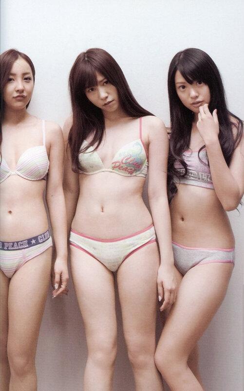 Canalblog JPop AKB48 Livre10