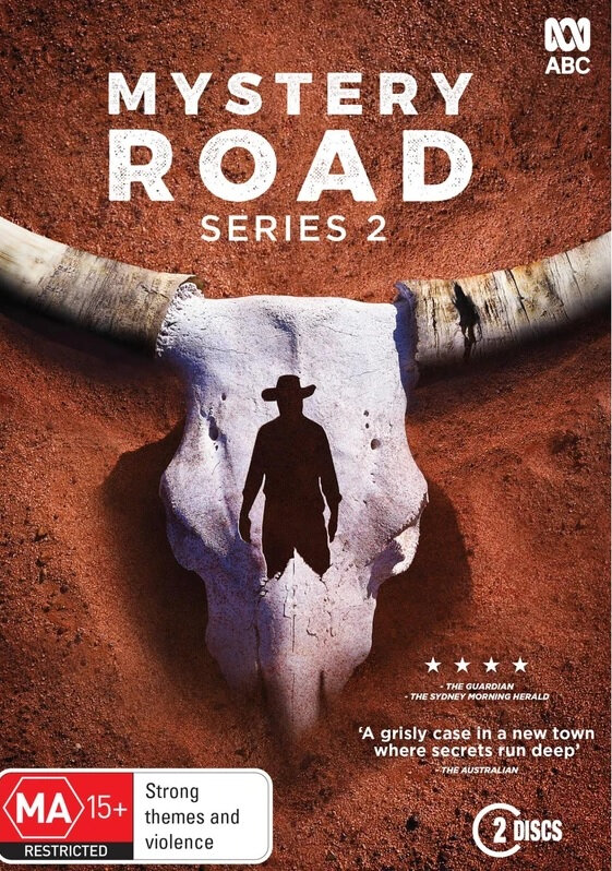 Mystery Road S2 poster