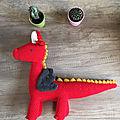 [crochet] gertrude dragon pour alessio