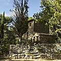 Cabanon de Paul Cézanne à Bibémus
