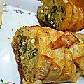 Garlic bread ou pain à l'ail