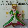 Petit Prince en pain d'épices
