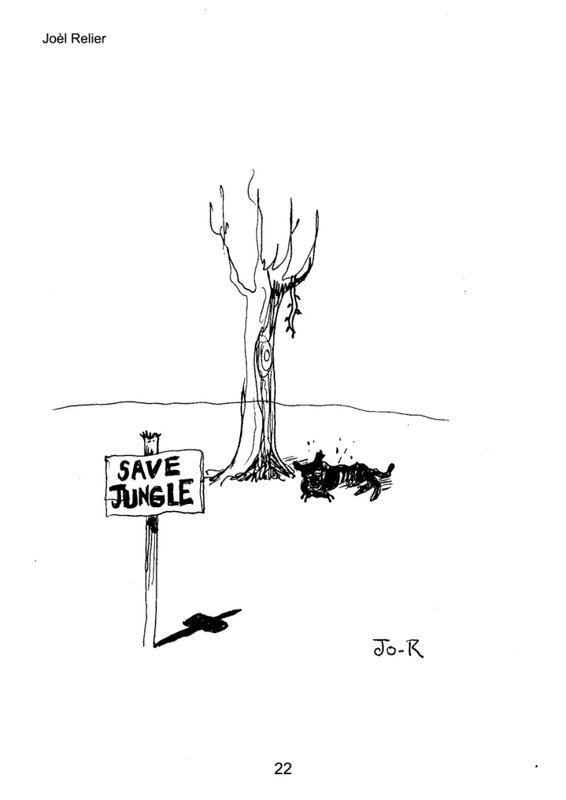 save jungle